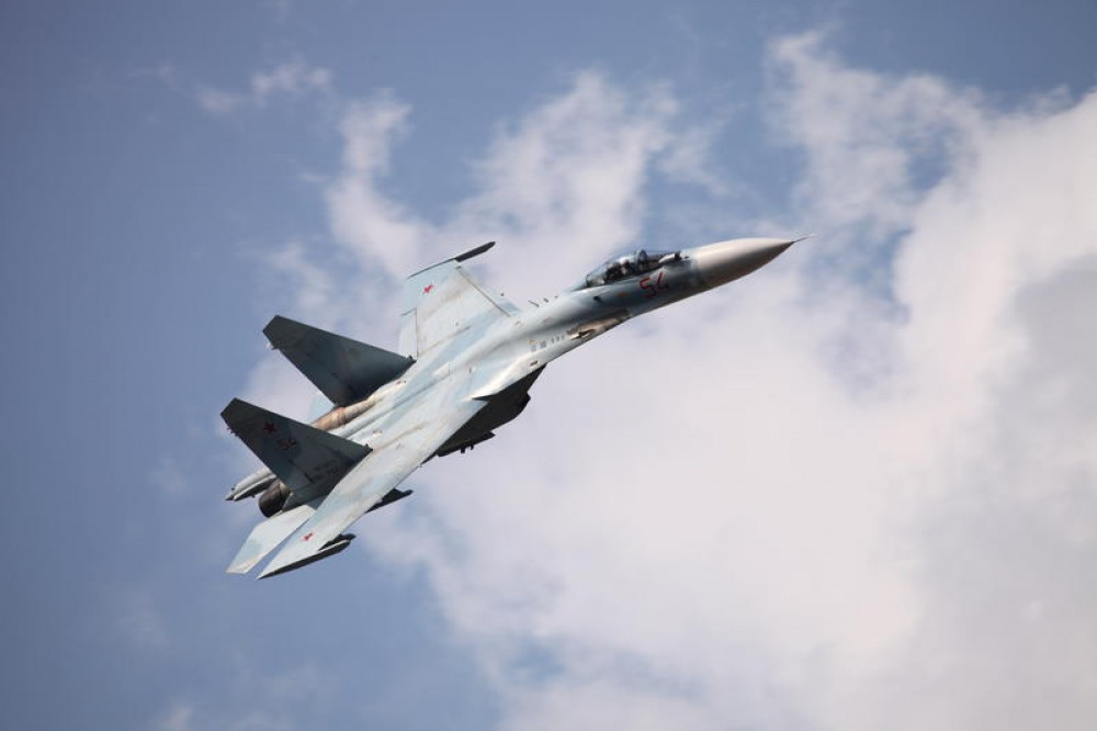 Rusia a trimis avioane de vânătoare ca să intercepteze aeronave americane, deasupra Mării Negre